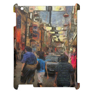 Walking in Melbourne Case For The iPad 2 3 4