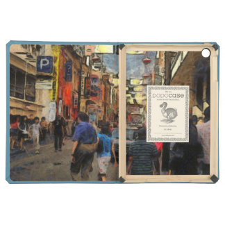 Walking in Melbourne Cover For iPad Air