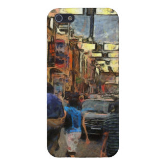 Walking in Melbourne Cover For iPhone SE/5/5s