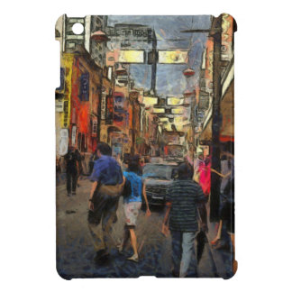Walking in Melbourne Cover For The iPad Mini