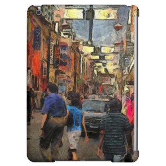 Walking in Melbourne iPad Air Cover