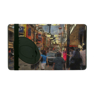 Walking in Melbourne iPad Cover