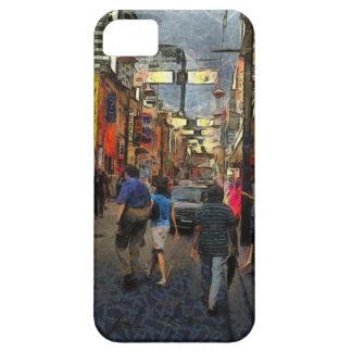 Walking in Melbourne iPhone SE/5/5s Case