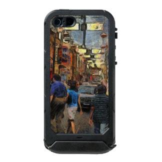 Walking in Melbourne Waterproof iPhone SE/5/5s Case