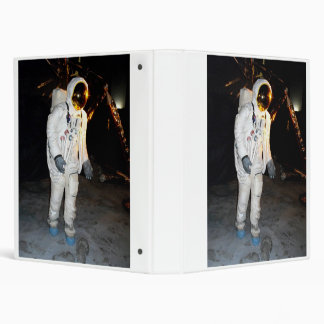 Walking in space binder