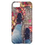 Walking in the park iPhone 5C case