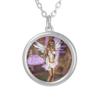 Walking Into The Unknown Custom Necklace