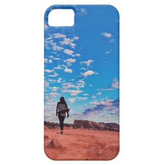 Walking iPhone SE/5/5s Case