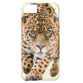 Walking Jaguar Eyes iPhone 5C Cases