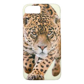 Walking Jaguar Eyes iPhone 8/7 Case