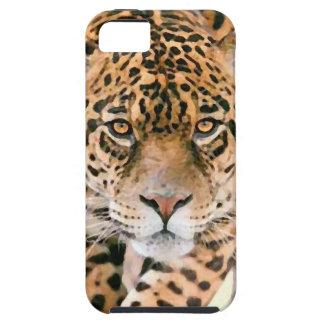 Walking Jaguar Eyes iPhone SE/5/5s Case