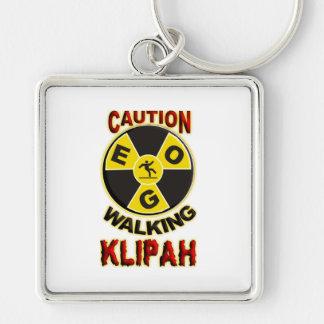 Walking Klipah Keychain