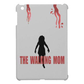 Walking Mom (Zombie) iPad Mini Case