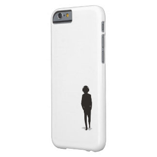 Walking Music-Man Barely There Iphone 6/6s Case