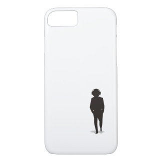 Walking Music-Man Barely There iPhone 7 Case