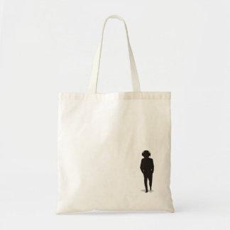 Walking Music-Man Budget Tote Bag