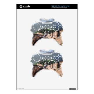 Walking on the Great Wall of China Xbox 360 Controller Skin