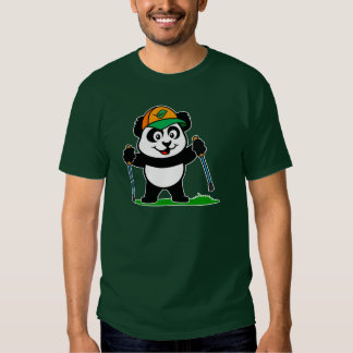Walking Panda T-Shirt