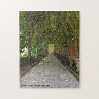 Walking Path Jigsaw Puzzle