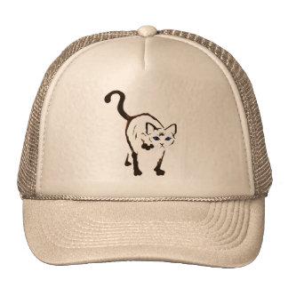 Walking Siamese Hat