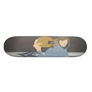 Walking Skater Skateboard