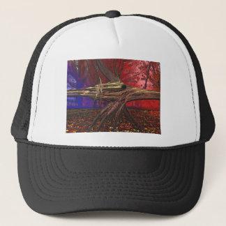 Walking Stick Trucker Hat