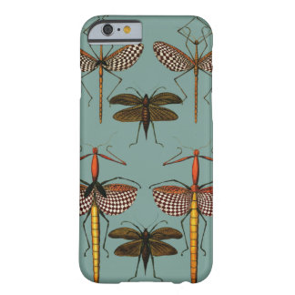 Walking sticks, Katydids and Dragonflies Barely There iPhone 6 Case