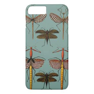 Walking sticks, Katydids and Dragonflies iPhone 8 Plus/7 Plus Case