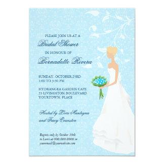 Walking the Aisle Bridal Shower Invitation