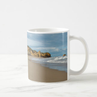 Walking the beach, Great Ocean Road Australia Coffee Mug