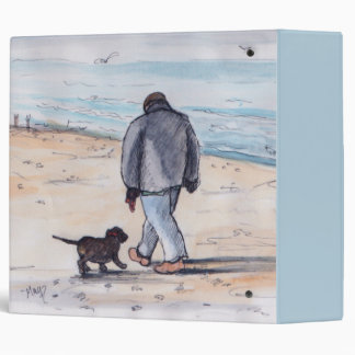 Walking the dog - 05 3 ring binder