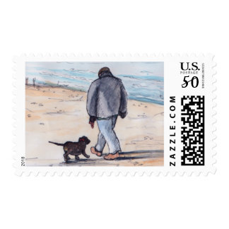 Walking the dog - 05 postage