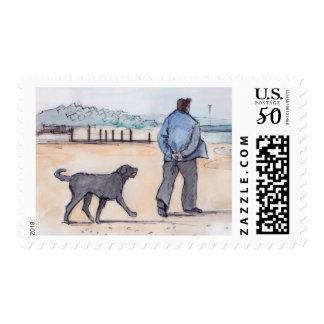 walking the dog - 07 postage
