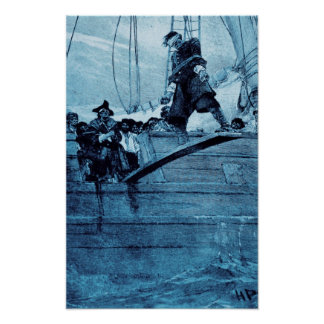 Walking The Plank Posters