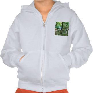 Walking through the forest sweatshirt