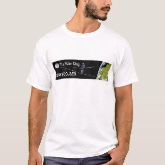 Walking To The Moon  T-shirt