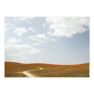 Walking Trail Personalized Invitation