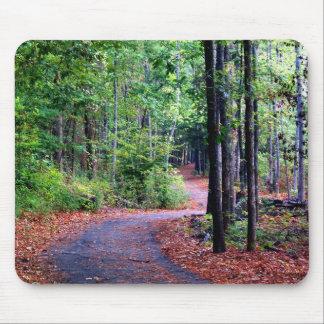 Walking trail Mousepad