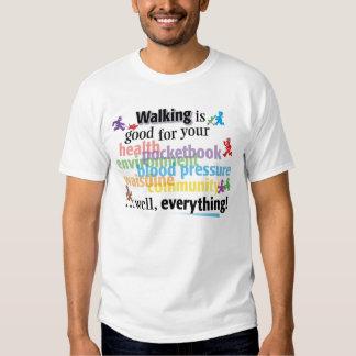 WALKING_TSHIRT SHIRT