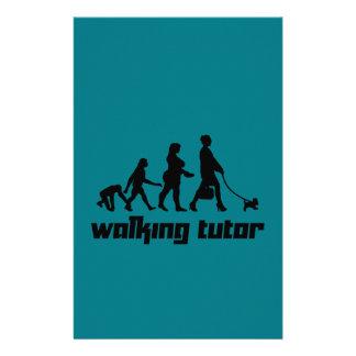 Walking Tutor Stationery