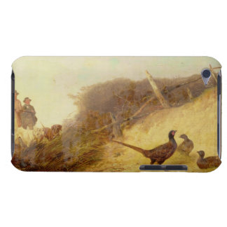 Walking up Pheasants on the 1st of October (see al iPod Touch Case-Mate Case