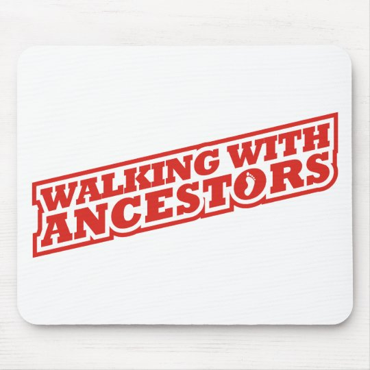 Walking With Ancestors Mouse Pad