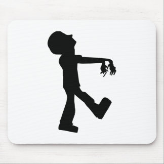 Walking Zombie Mouse Pad