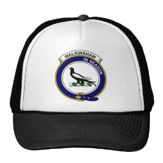 Walkinshaw Clan Badge Mesh Hats