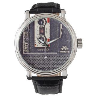 walkman de los años 80 reloj