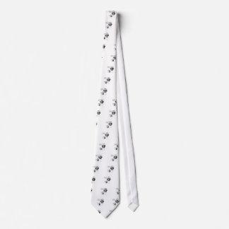 Walkman divertido corbatas