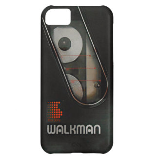 Walkman iPhone 5 case