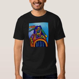 Walks wiyh Wolfs by Piliero Tee Shirt