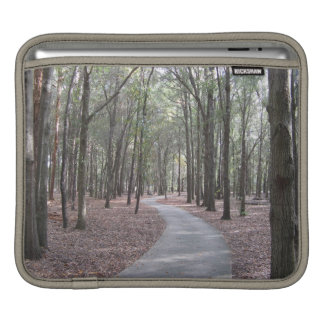 Walkway at Sholom Park iPad Sleeve