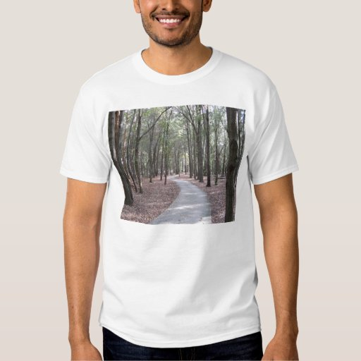 Walkway at Sholom Park T-shirt